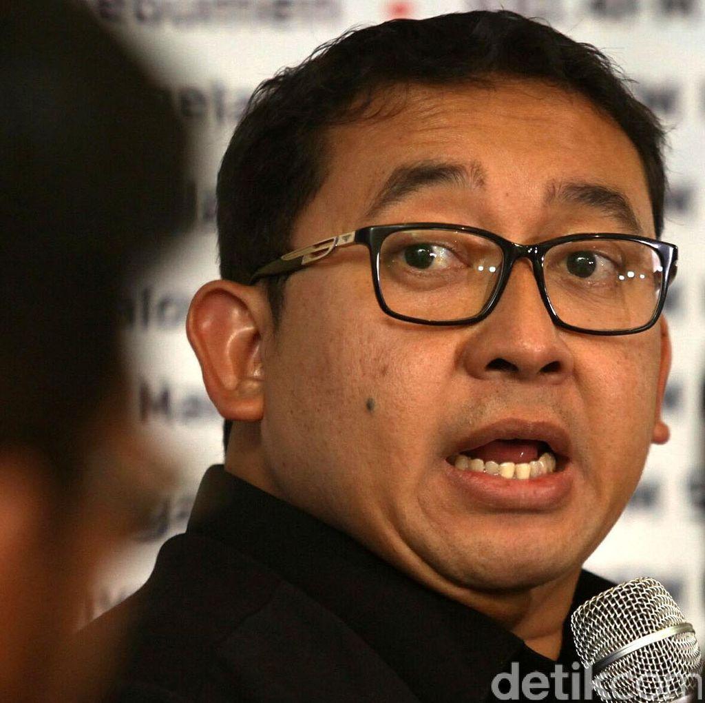 Fadli Zon: Hukuman Manusiawi, Mayoritas Anggota DPR Akan Terima Perppu Kebiri