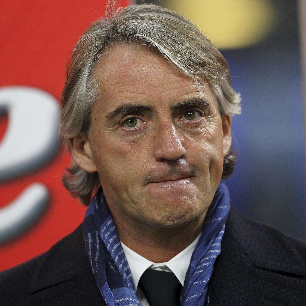 Mancini: Inter Sudah Punya Pondasi Tim yang Bagus