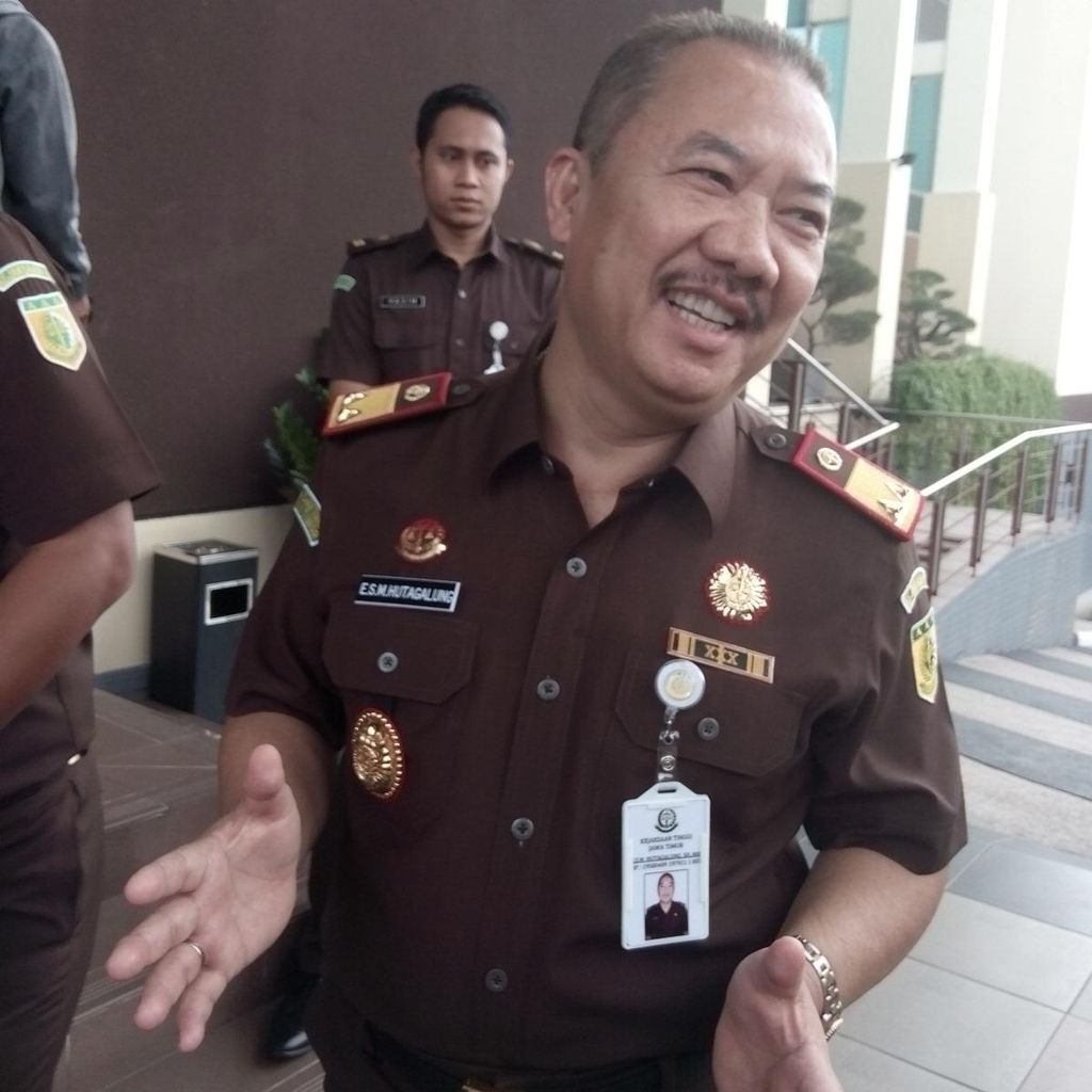 Imbau La Nyalla Pulang, Kajati Jatim: Kalau Tidak Salah Kenapa Lari?