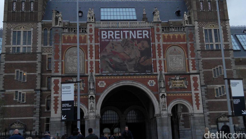 Lima Lukisan Belanda yang Hilang Ditemukan di Ukraina