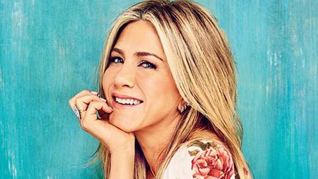 Jennifer Aniston, Perempuan Paling Cantik Sejagat Raya