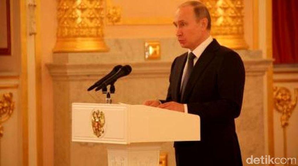 Rusia Tuduh Ukraina Lakukan Serangan di Krimea
