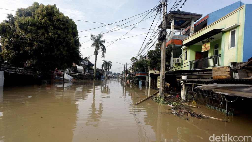 Ikatan Ahli Bencana: Ada Potensi Banjir Besar pada Akhir Tahun