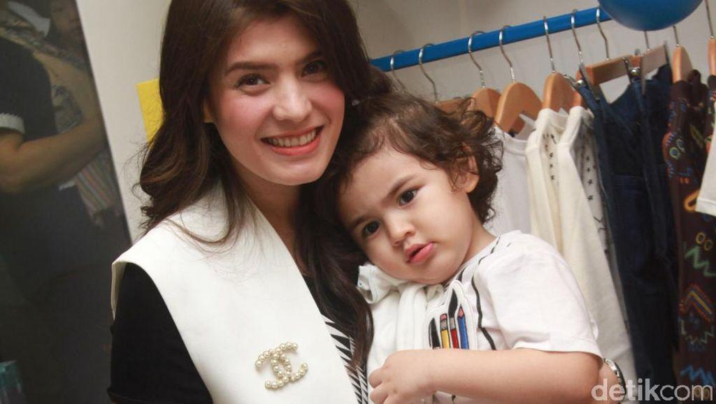 Carissa Putri Tak Mau Sembarangan Ambil Job bareng Anak
