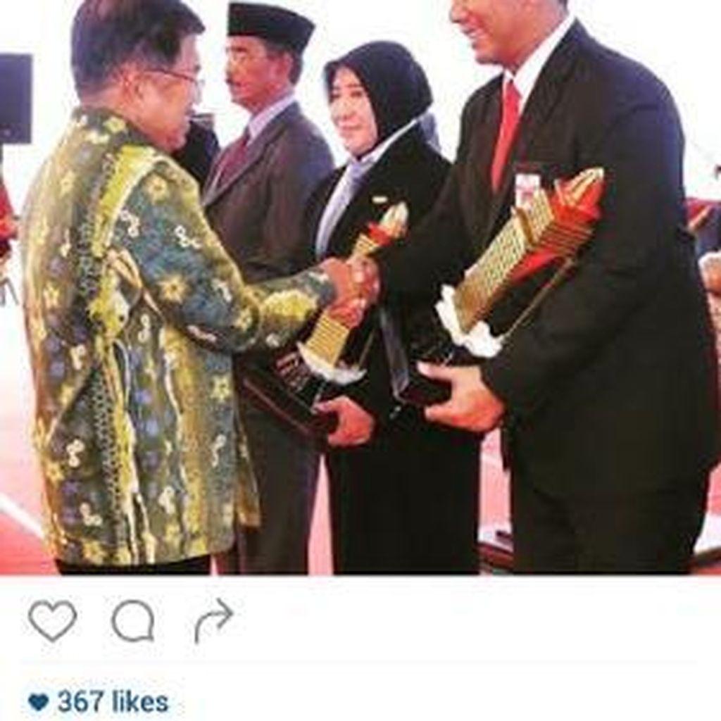 Pemkot Semarang Dapat Penghargaan Kota dengan Kinerja Terbaik 3 Tahun Berturut