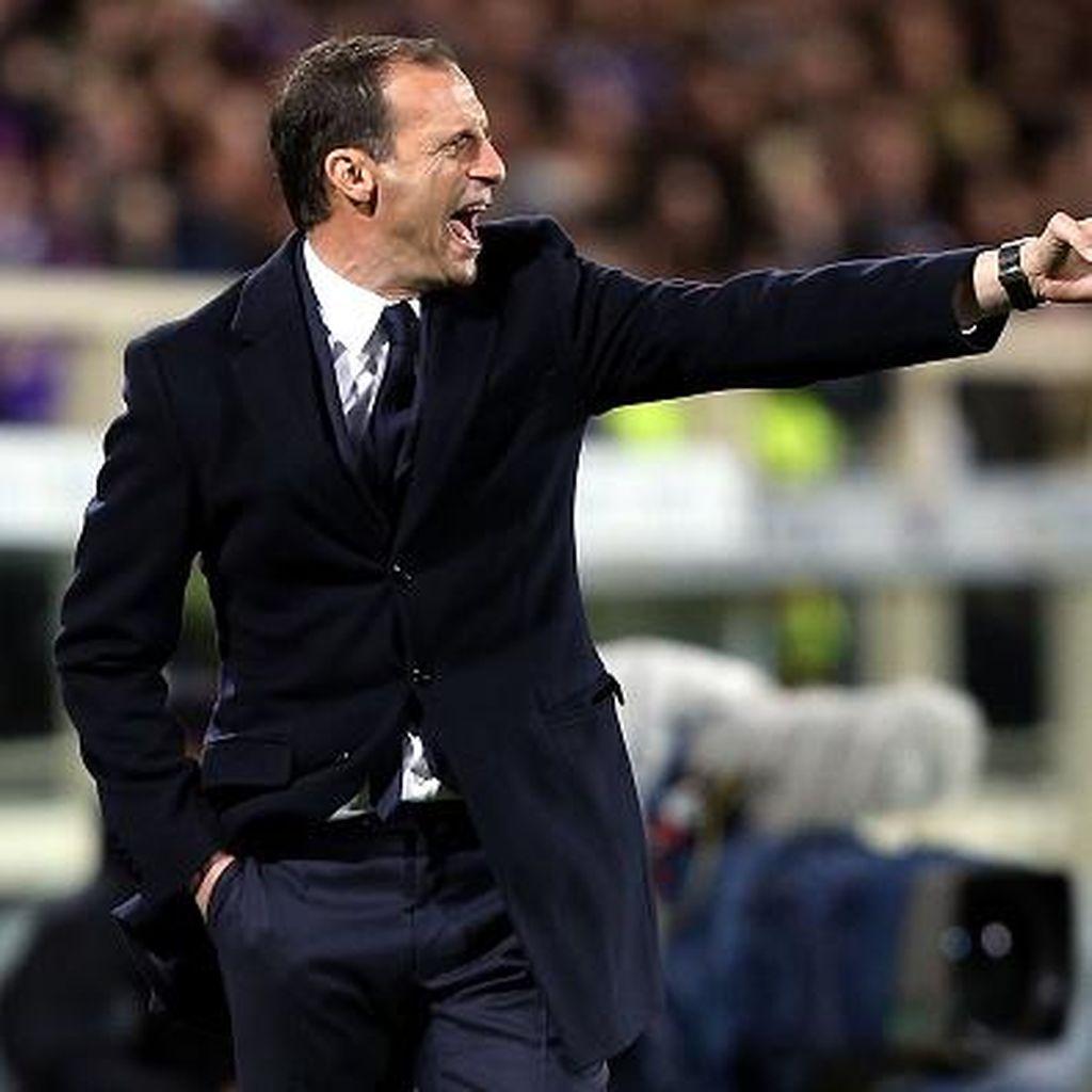 Juventus Ikat Allegri Lebih Lama