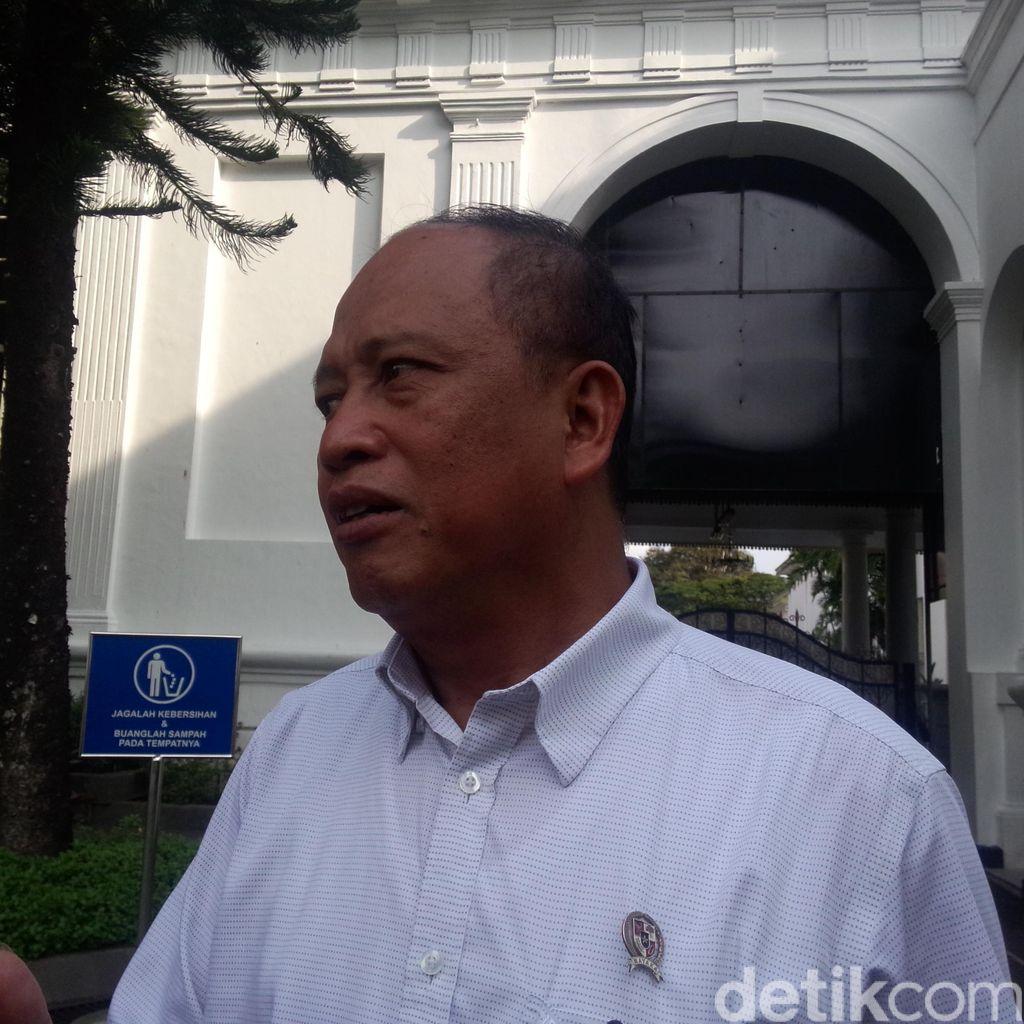 Menristek Dikti: Saya akan Pantau Terus Apa yang Terjadi pada SMAN 3 Semarang