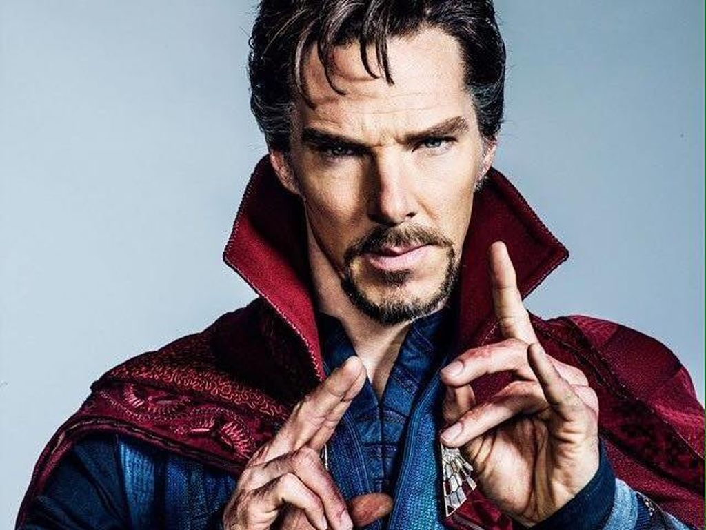 No Benedict Cumberbatch, No Doctor Strange!