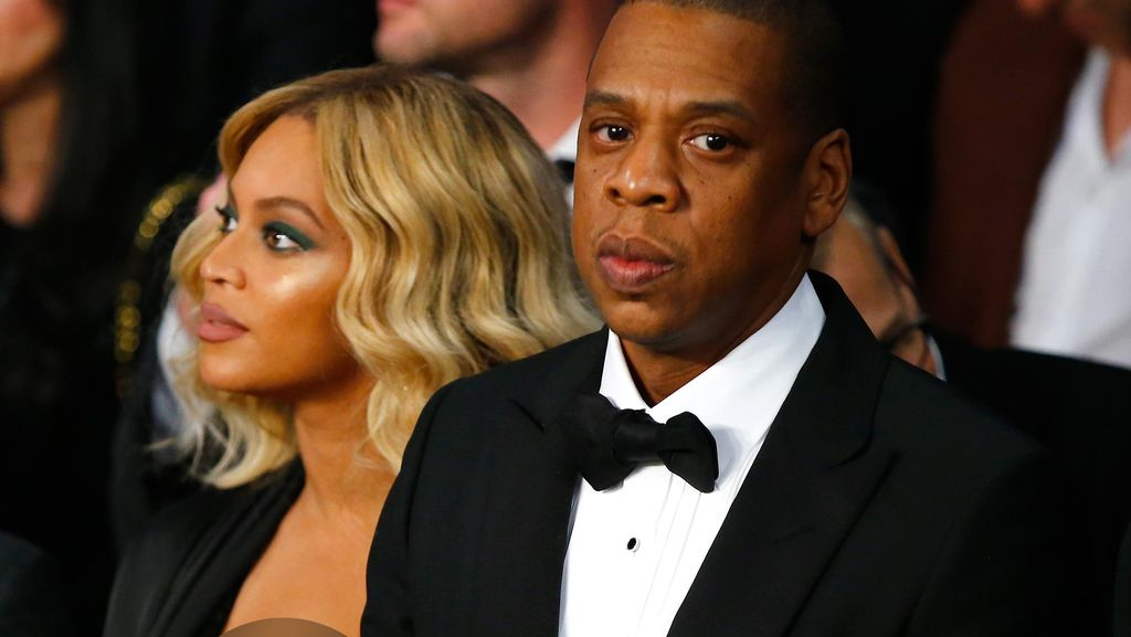 Diterpa isu Selingkuh, Jay-Z Muncul Bersama Beyonce