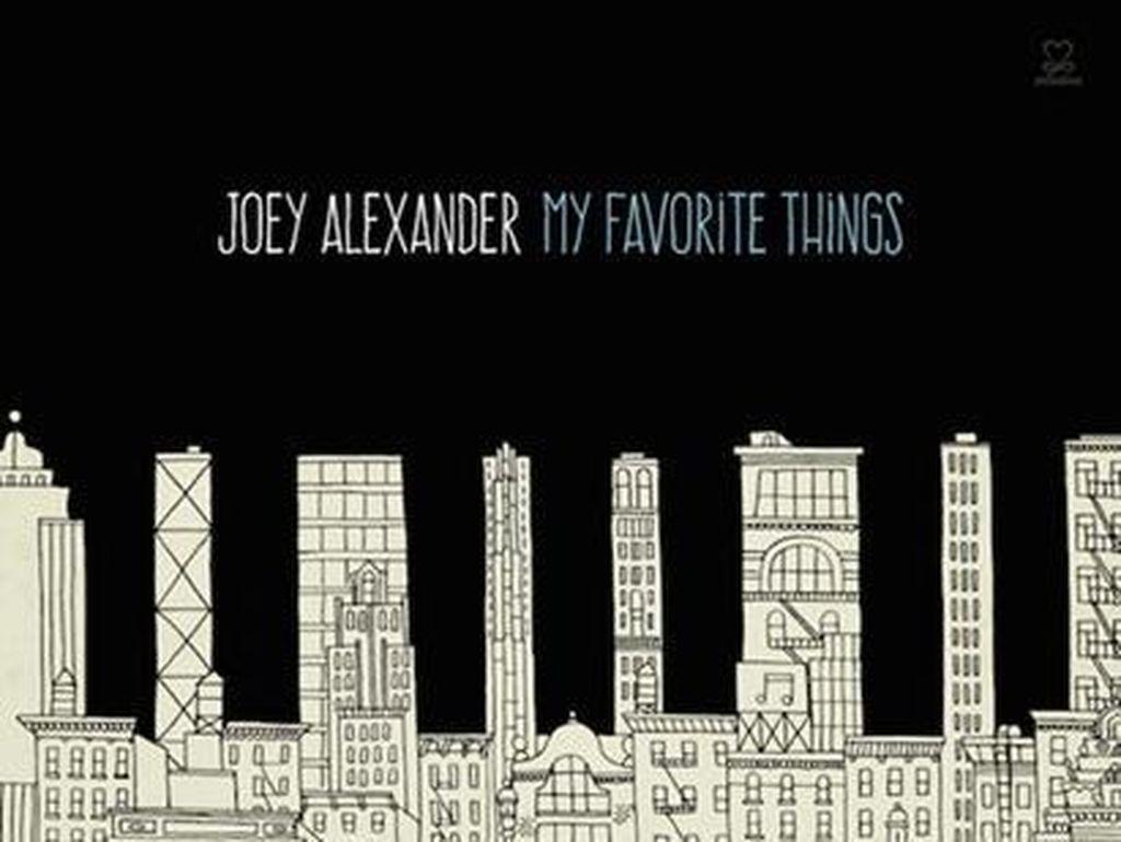 Album Debut Joey Alexander Dirilis di Indonesia