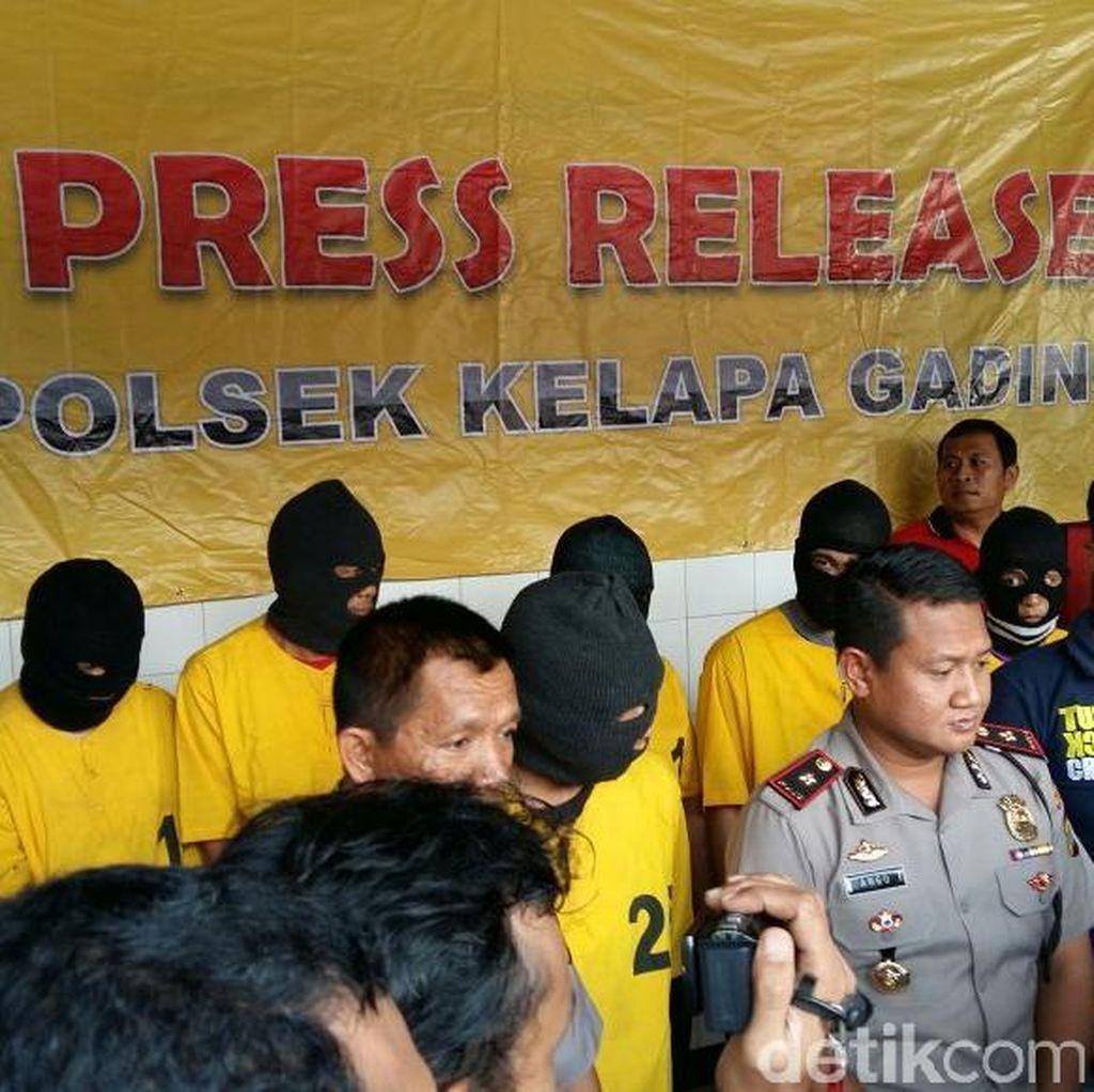 Polisi Bekuk Pelaku Pemerkosaan di Kelapa Gading