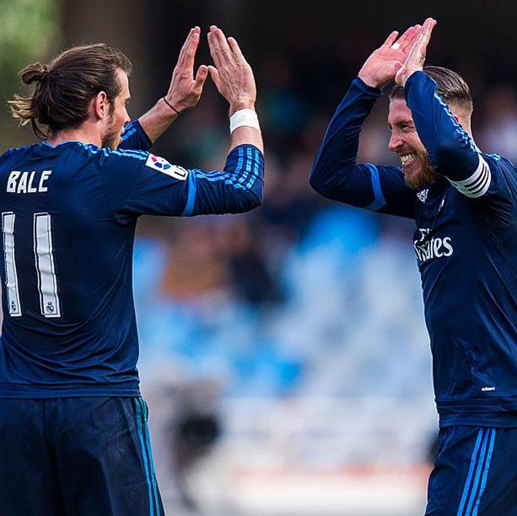 Ramos Tegaskan Tekad Madrid Berjuang Sampai Akhir