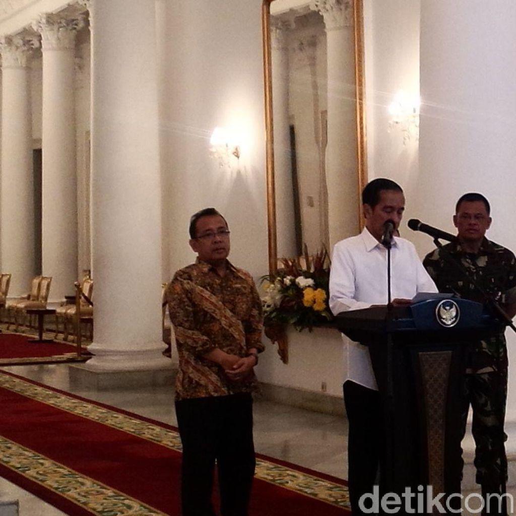 Presiden Jokowi: Kita Masih Bekerja Keras untuk Pembebasan 4 WNI Lainnya