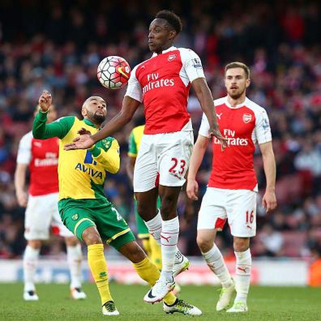 Menang 1-0, Arsenal Jaga Kans Finis di Empat Besar