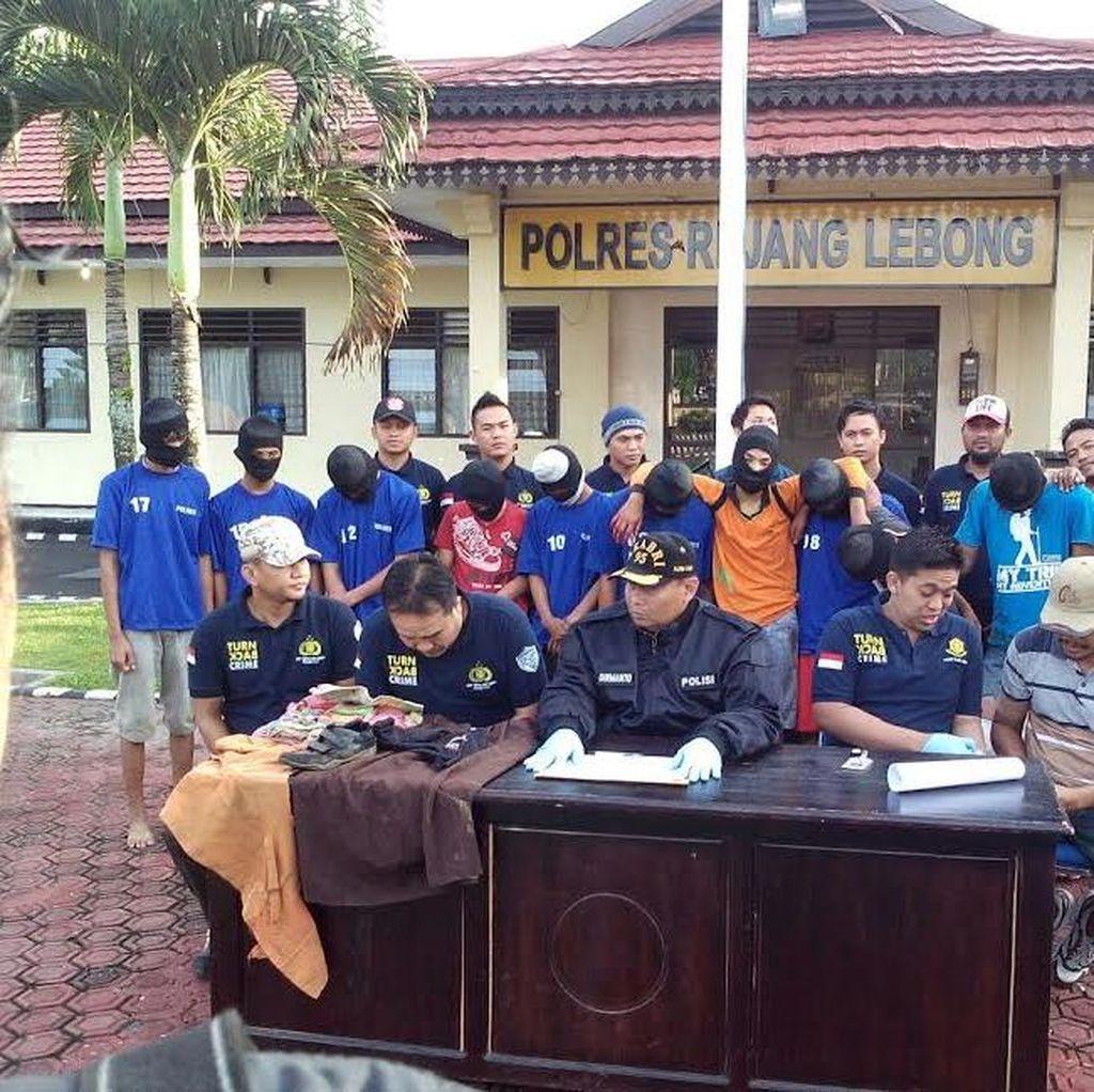 Polisi Terus Buru 2 Buron Pelaku Pemerkosaan Gadis 14 Tahun di Bengkulu