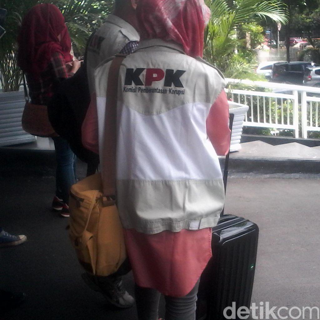 Rekonstruksi Suap PT BA di Kejati DKI, KPK: Untuk Reka Ulang Peristiwa