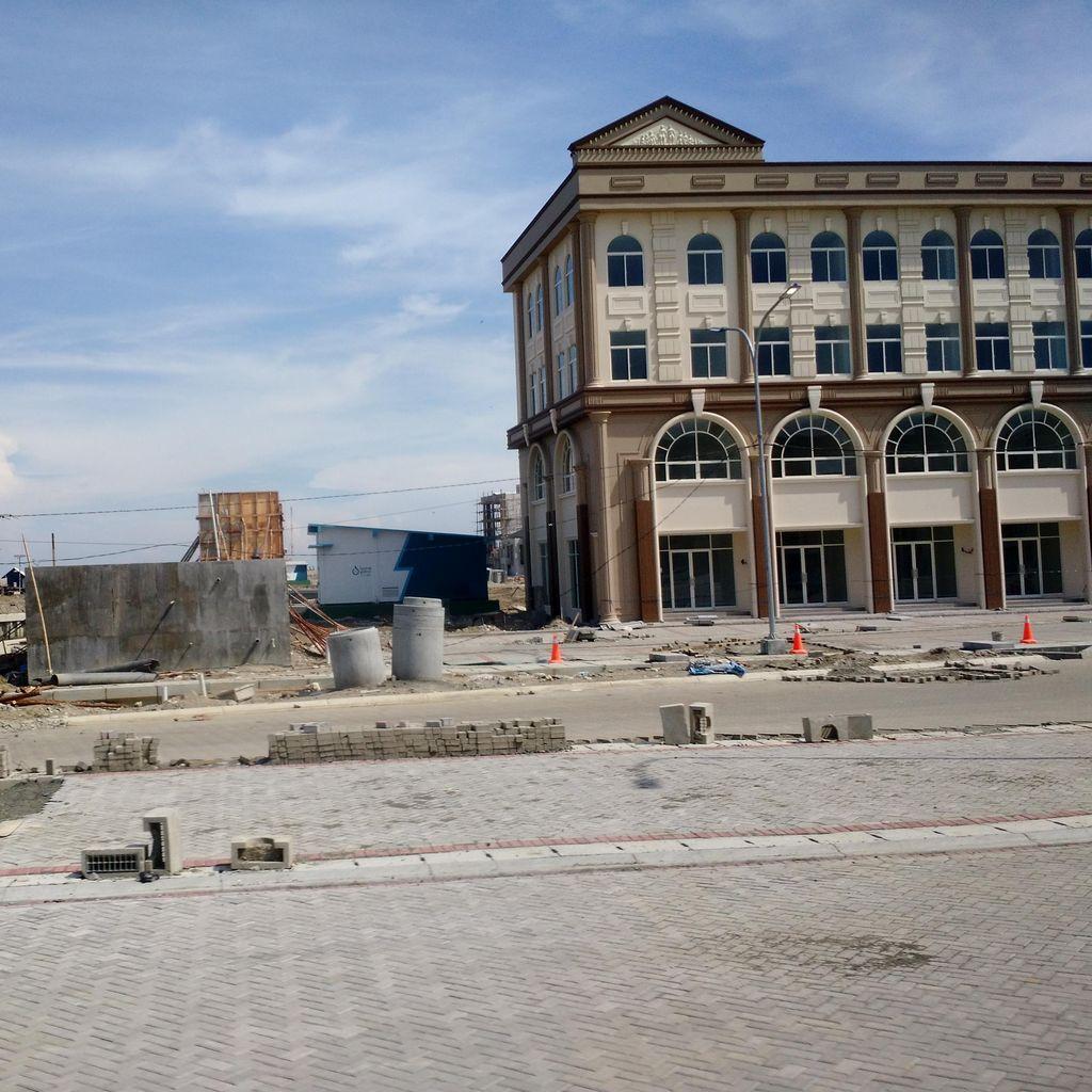 Bangunan di Pulau D Tak Punya IMB, Ahok: Kita Biarkan, Tapi Didenda