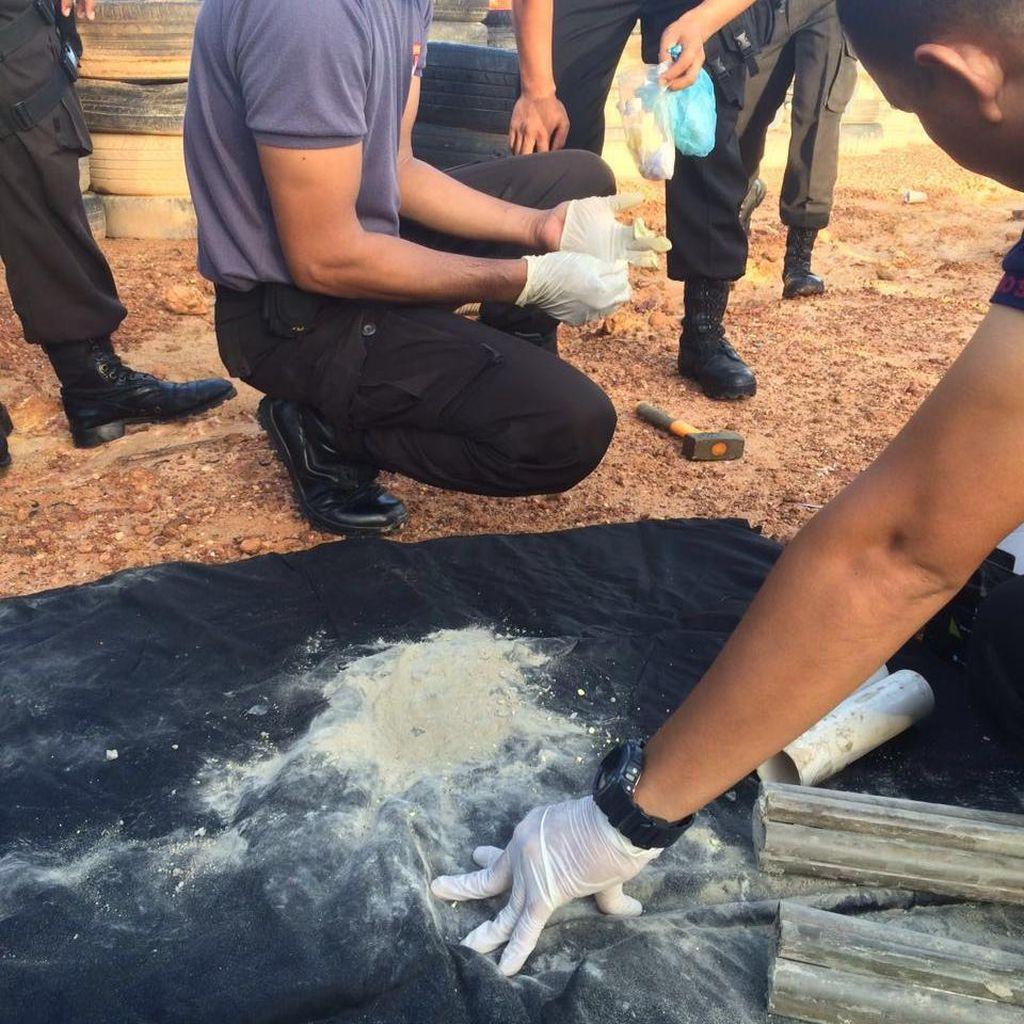 Ada yang Iseng Taruh Benda Mirip Bom di Mal Batam, Polisi Buru Pelaku