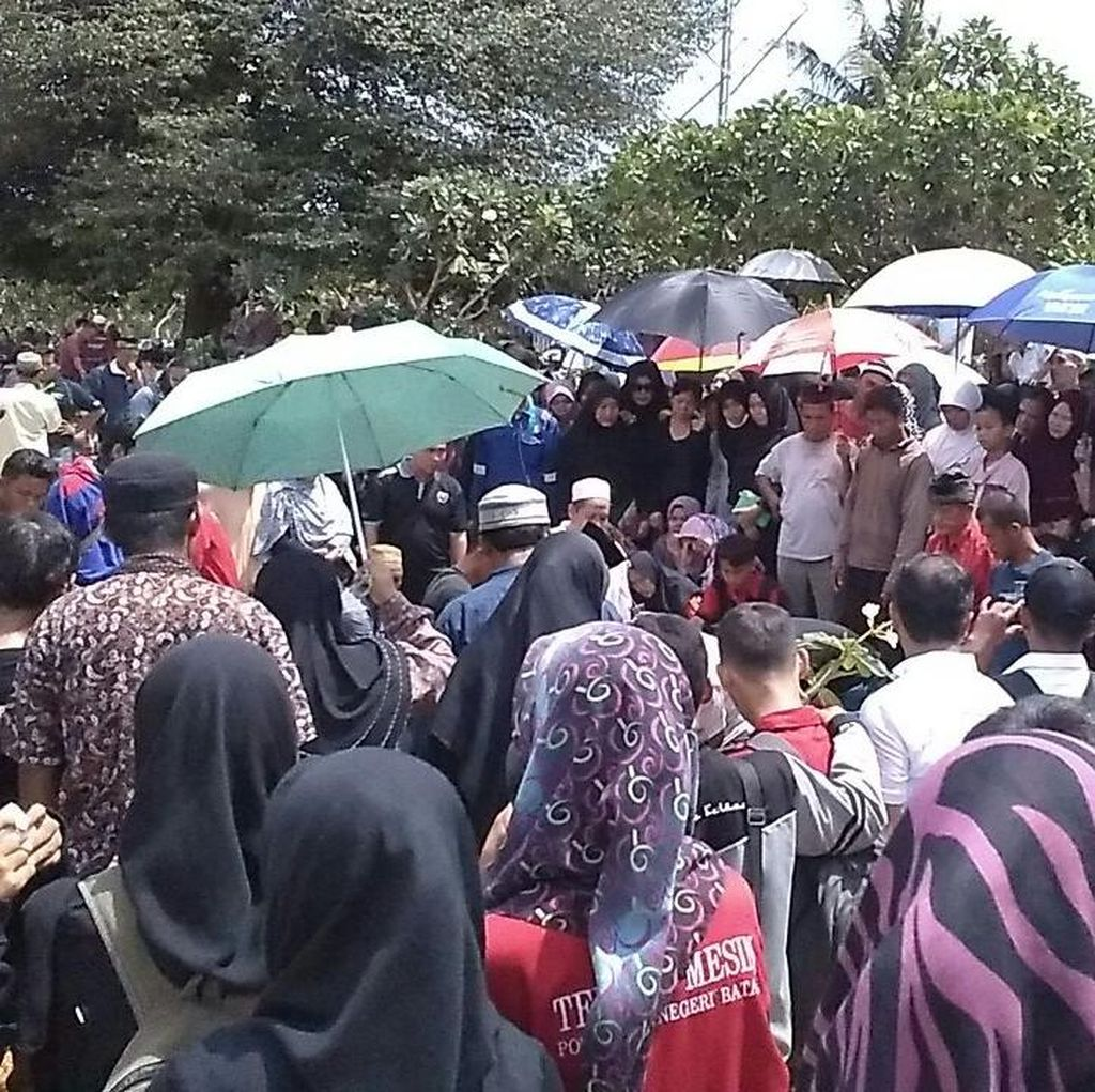 Ortu Feby: Kami Serahkan ke Polisi, Pelaku Harus Dihukum Berat!