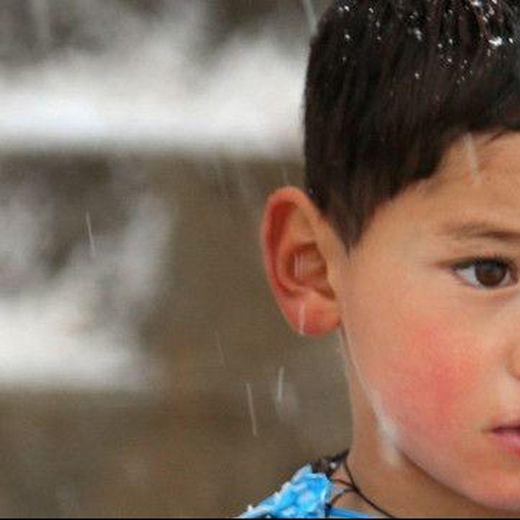 Dapat Ancaman, Bocah Afghanistan Penggemar Messi Pindah ke Pakistan
