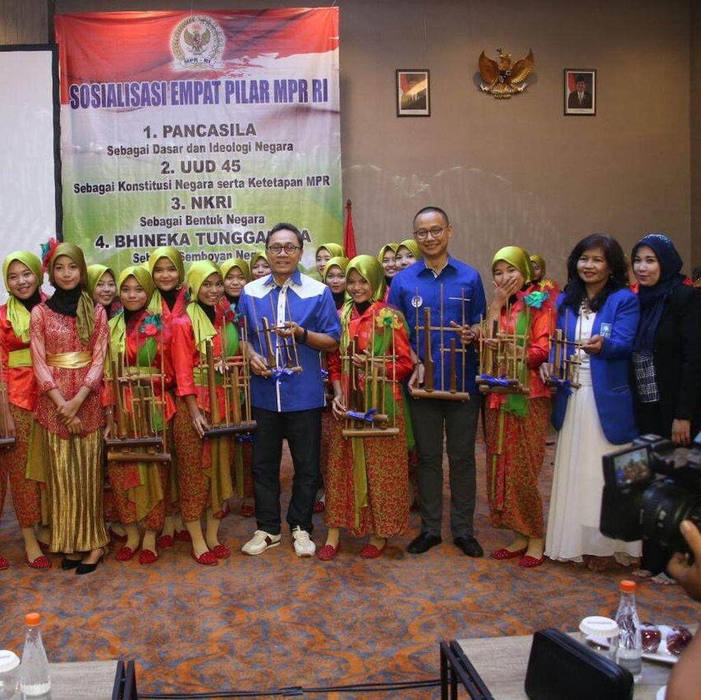 Ketum PAN Perhitungkan Jawa Barat Sebagai Kunci Kemenangan Pemilu