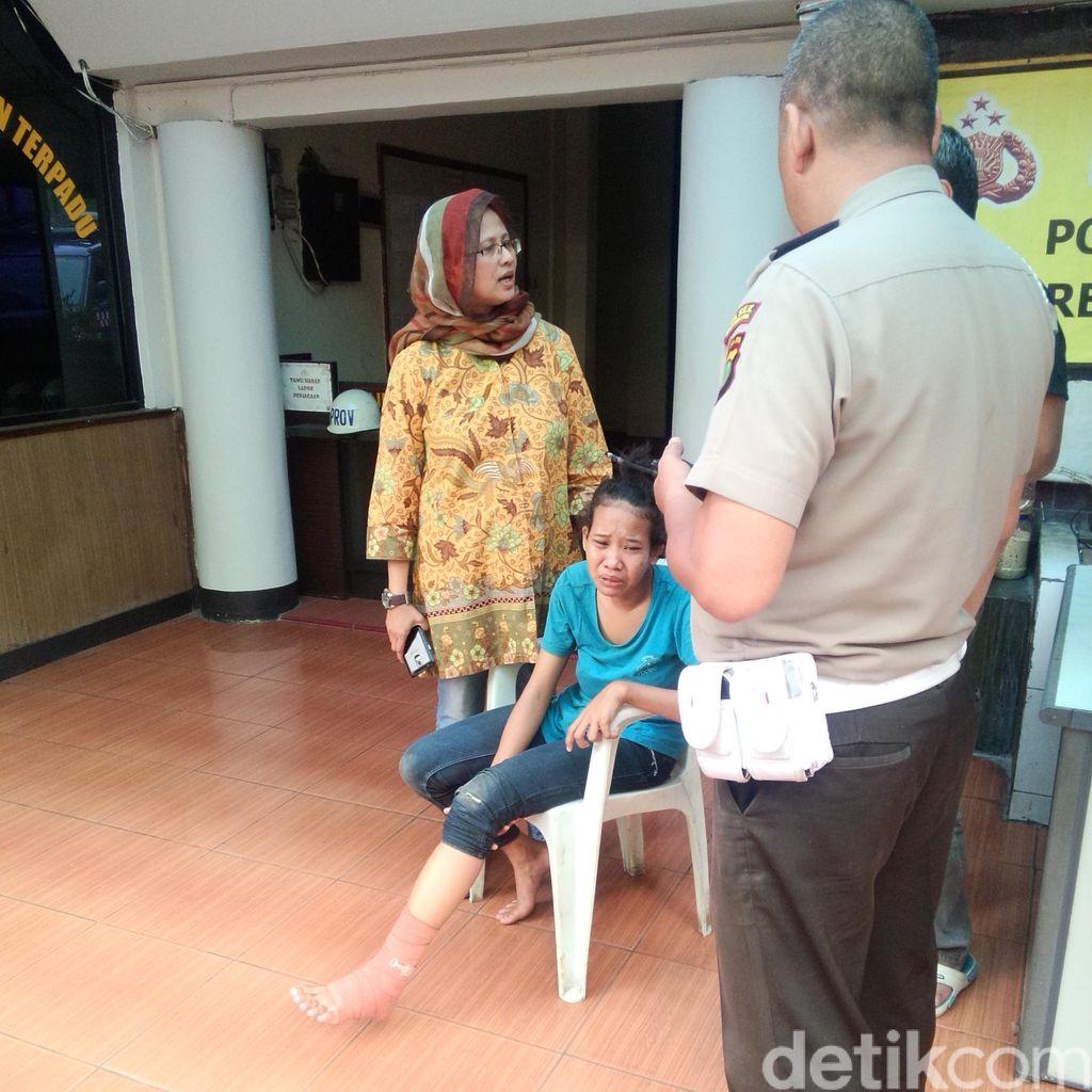 Polisi Tak Izinkan Majikan Jemput PRT Remaja yang Loncat dari Lantai 2