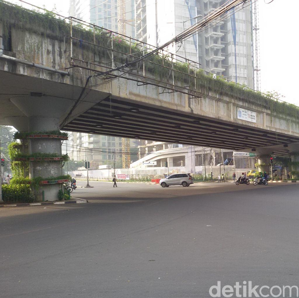Long Weekend, Begini Penampakan Lengangnya Lalin di Ruas Jalan Ibu Kota