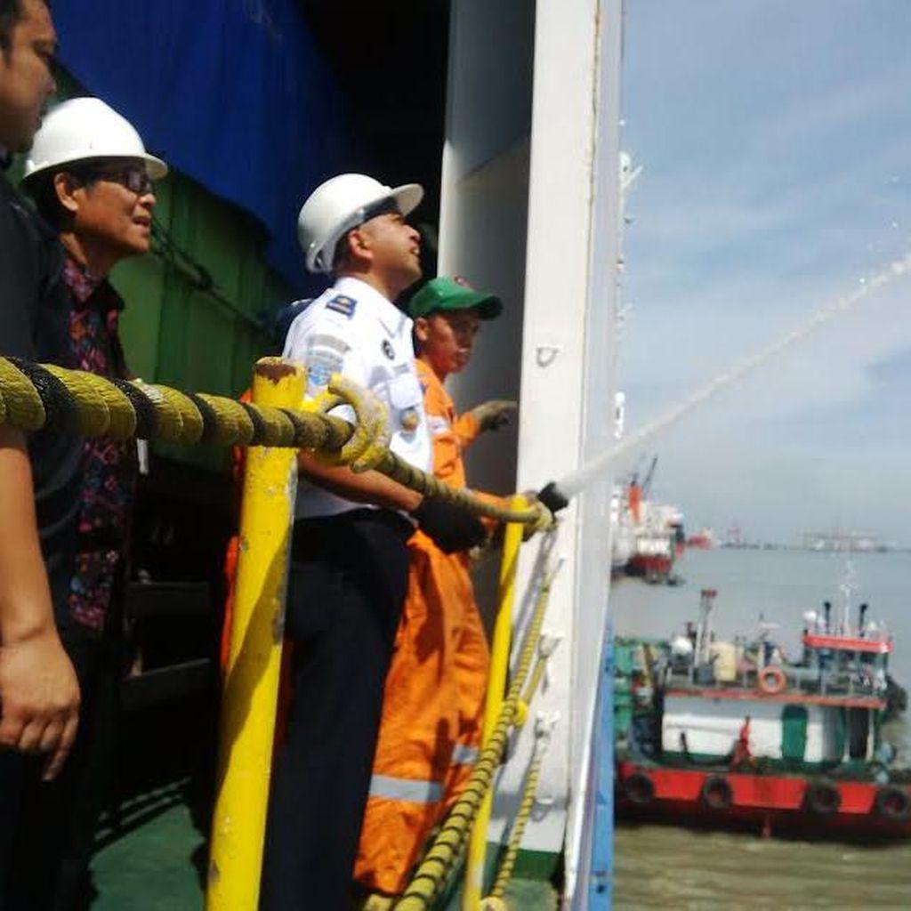 Lebaran Masih Lama, Tetapi Uji Petik Kapal Sudah Dilakukan