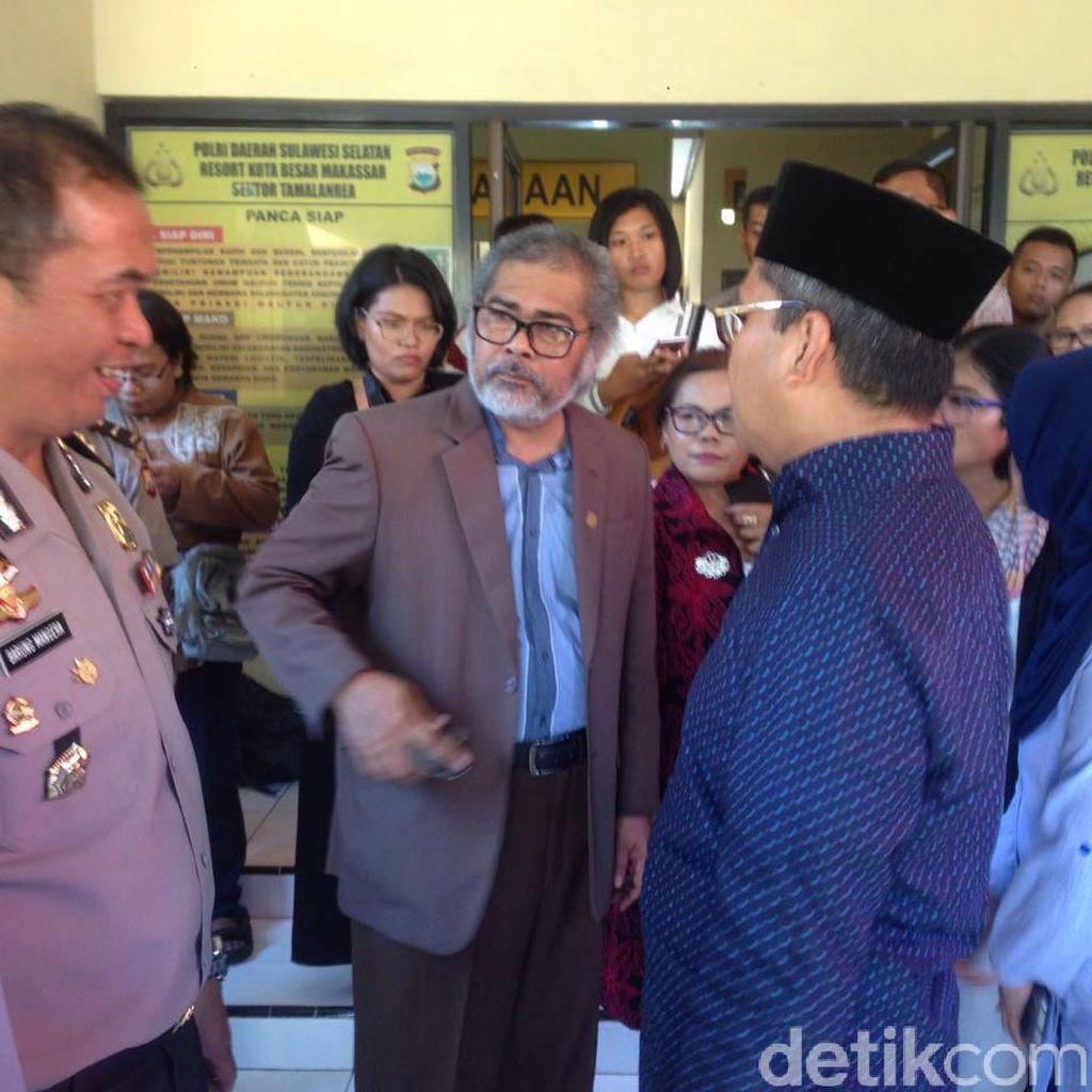 Ketua Komnas PA dan Walikota Makassar Temui Pelaku Pembunuhan Anak Kandung