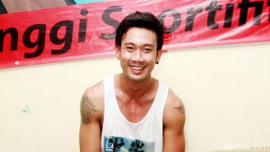 HUT ke-35, Denny Sumargo Rindu Jodoh
