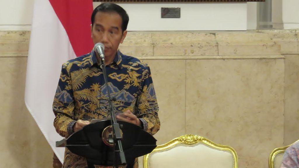 Jokowi ke Menteri: Swasta Hanya Disuguhi Rencana Investasi Tanpa Kalkulasi