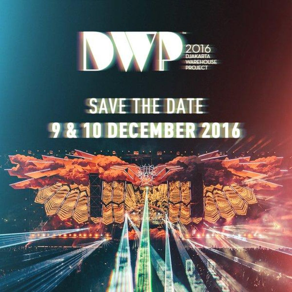 DWP 2016 Gelar The DJ Hunt