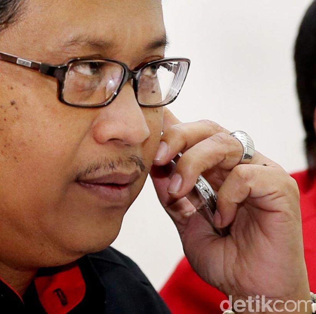 5 Menterinya Tak Digeser, PDIP: Semoga Reshuffle Tingkatkan Kinerja