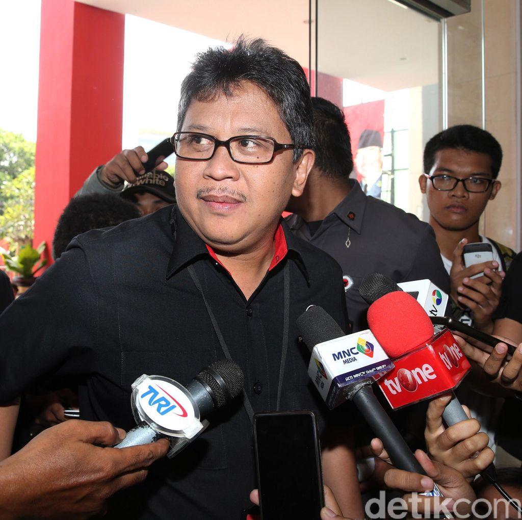 PDIP: Parpol Harus Beri Dukungan Bagi Kinerja Pemerintah, Bukan Bicara Pilpres
