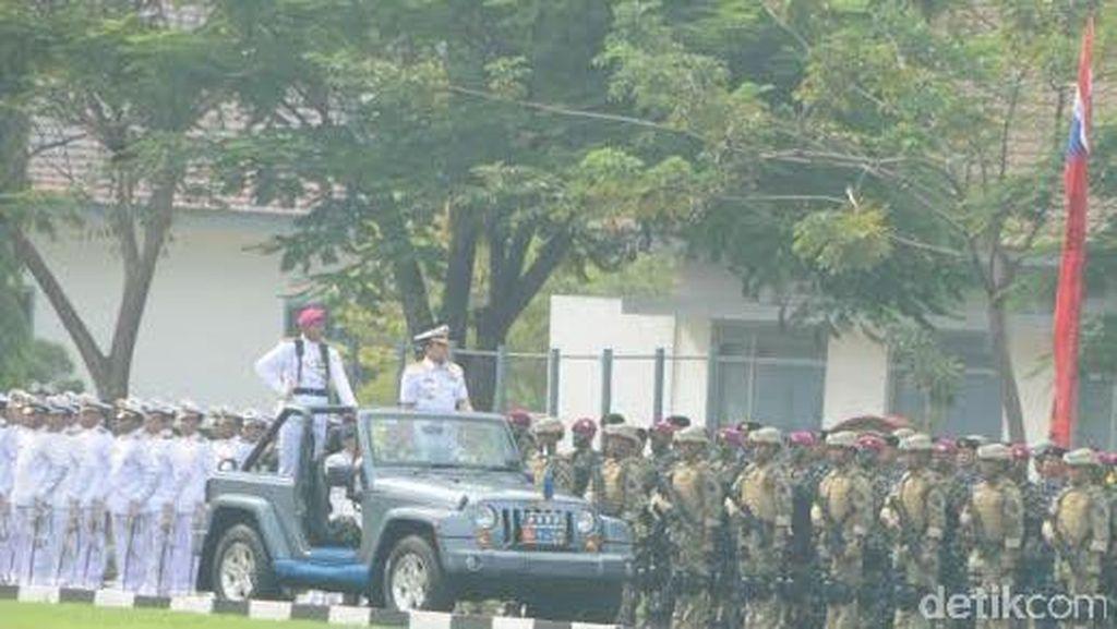 KSAL Minta Prajurit Tingkatkan Kemampuan Pertahanan