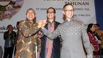 Laba Semen Indonesia Turun 10,1% Jadi Rp 1,96 T