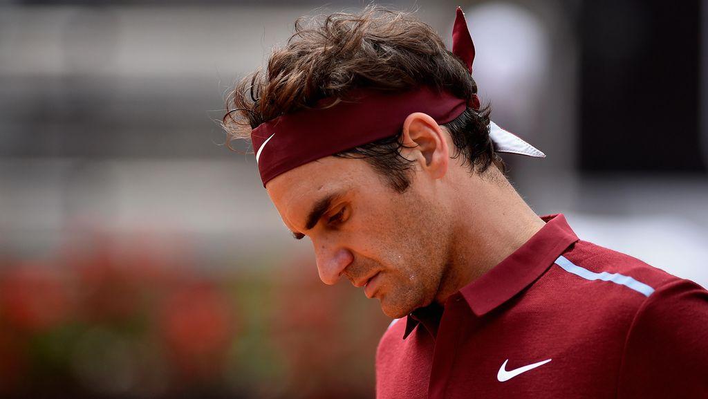 Federer Bidik Comeback di Australia Terbuka 2017