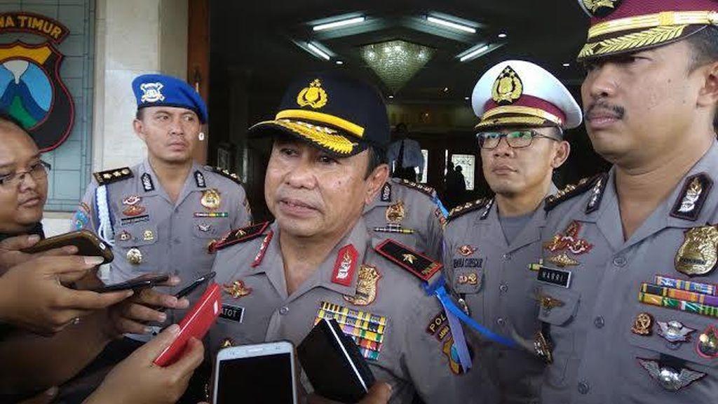 Wakapolda Jatim Instruksikan Ungkap Kasus Penembakan Aktivis Antikorupsi Bangkalan