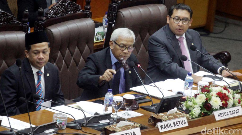 Kebut RUU Pemilu, Pimpinan DPR Ingin Pansus Sudah Terbentuk Besok