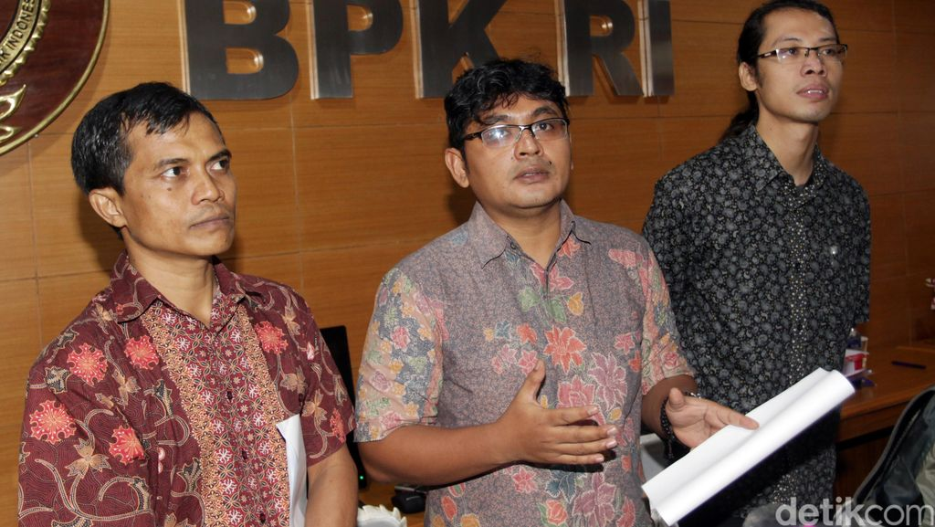 BPK Proses Aduan Koalisi LSM Soal Harry Azhar: Ini Tanggung Jawab ke Publik