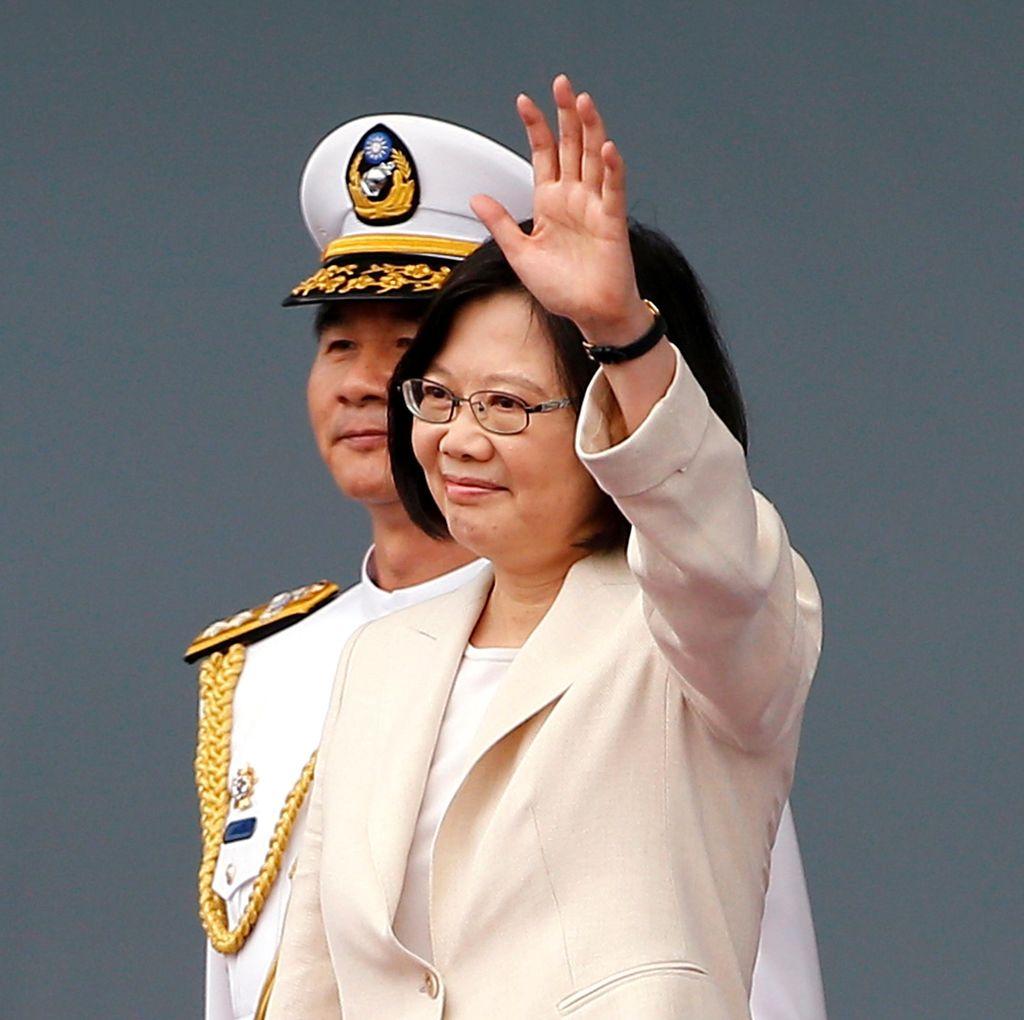 Tsai Ing-wen, Presiden Perempuan Pertama Taiwan
