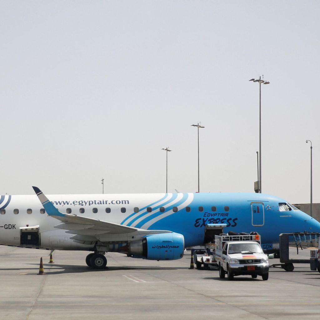Pencarian Kotak Hitam EgyptAir MS804 Terus Berlanjut di Laut Mediterania