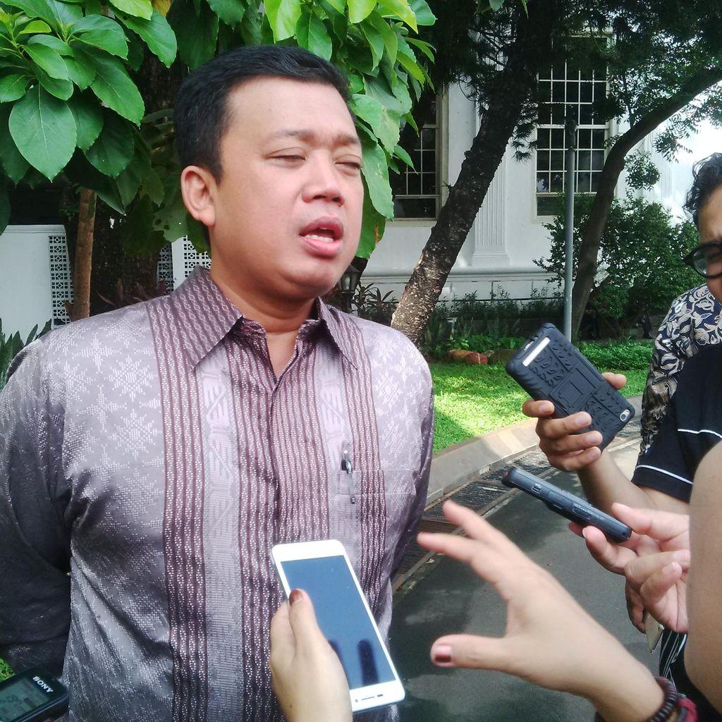 Nusron Wahid: Siapa Tahu Jokowi Tak Izinkan Saya Jadi Ketua Timses Ahok