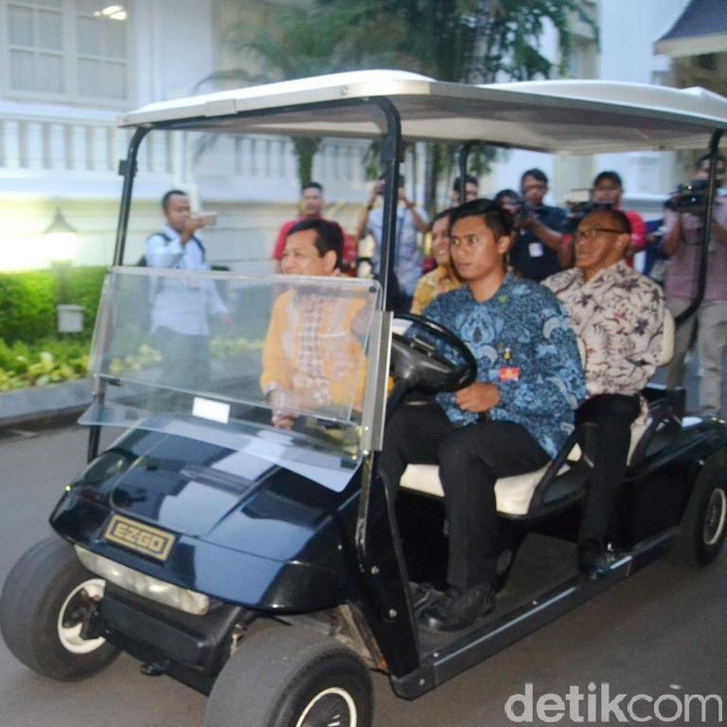 Soal Kursi Menteri, Golkar Pasrahkan ke Presiden Jokowi