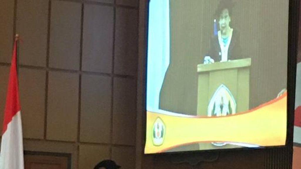 Megawati Berbagi Kisah Nostalgila Saat Kuliah di Unpad