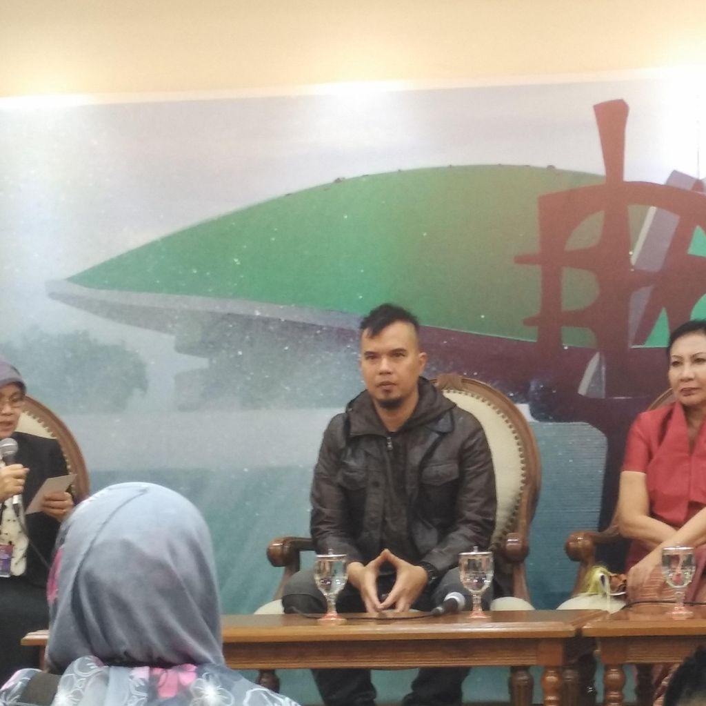 Gelar Konser Revolusi Pancasila, Ahmad Dhani Terinspirasi Fadli Zon