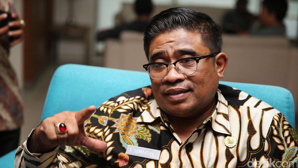 Dikabarkan Jadi Plt Gubernur DKI Jakarta, Ini Kata Soni Sumarsono