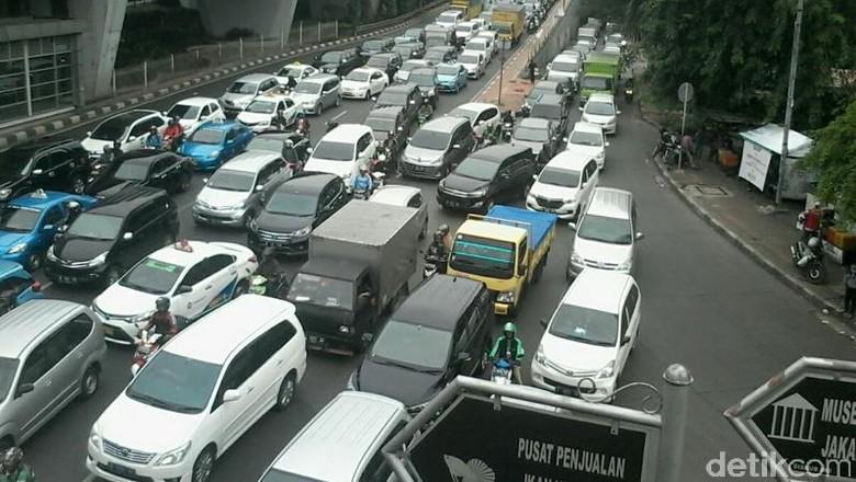Jalanan Jakarta Tambah Macet Sejak 3 In 1 Dihapus, Ini Langkah Dishub DKI