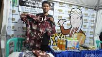 UKM Batik Pasuruan Berharap Program Satrya Emas Genjot Penjualan