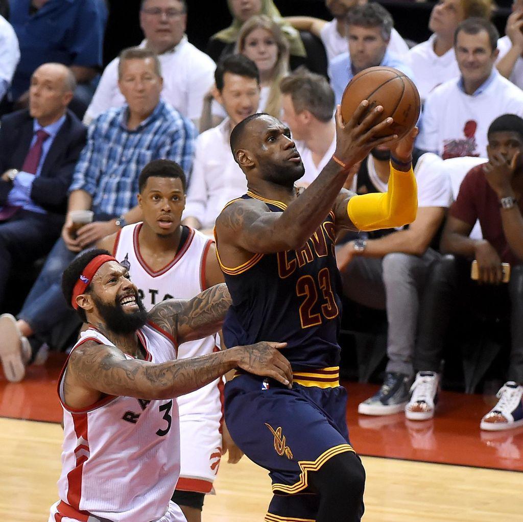Cavs Maju ke Final NBA Usai Singkirkan Raptors